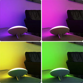 JellyWash II Mood Light, Remote or Touch Activated