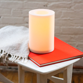 """Grand Outdoors 9"""" Flameless Candle with Timer"""