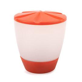 Turner Table Top Solar Rechargeable Lantern, Orange