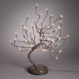 Acrylic Plum Blossom Plug-in Lighted Tree