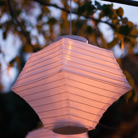 Roby Solar Rechargeable Lantern