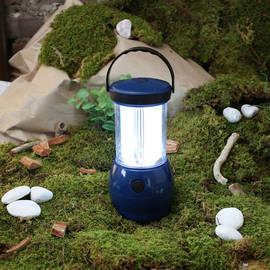 Pathfinder Emergency Camping Lantern, Blue