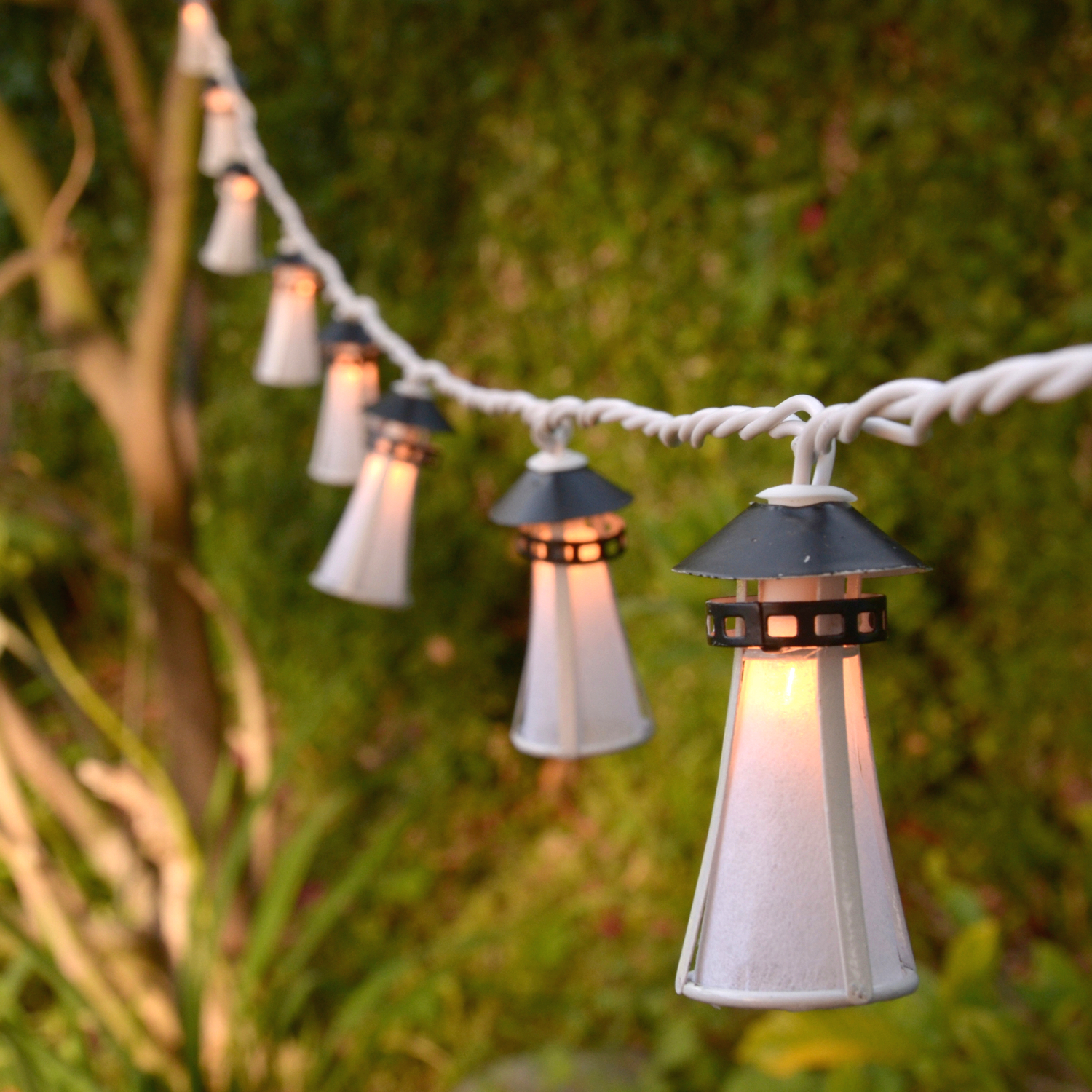 Lightscom String Lights Decorative String Lights Montauk