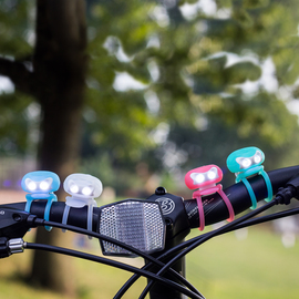 Bike Bandit Light with Silicone Band
