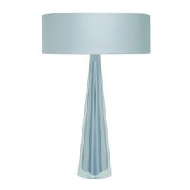 Kasa Silver   Chrome Table Lamp