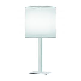 Karin White Table Lamp