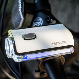 Prospect Park Super Bright Battery Bicycle Light