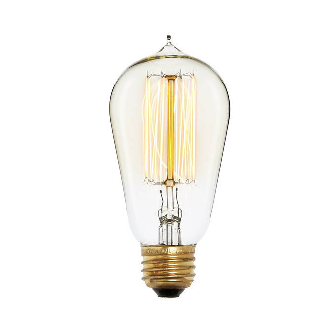 Bushwick Vintage Bulb Set of 4