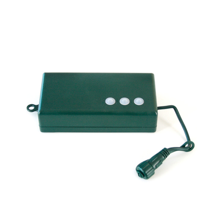 D Battery Box with Timer