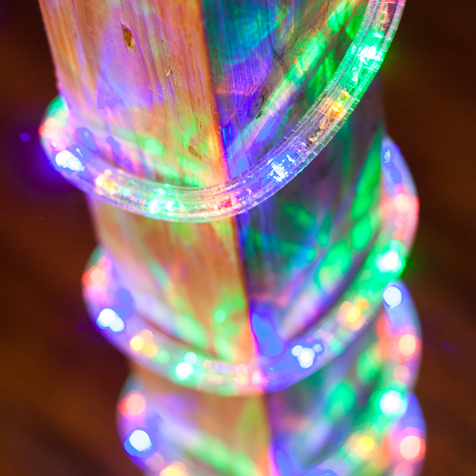 Lights string lights rope lights plasma multicolor super plasma multicolor super bright led rope lights aloadofball Image collections