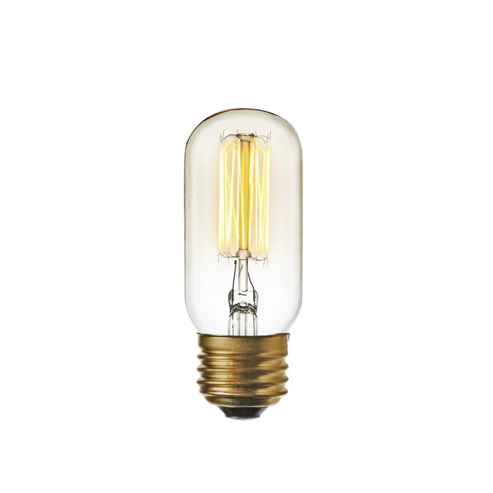 Lights.com Bulbs Edison Bulbs Williamsburg T14 Vintage Bulbs 40W (E26) - Set of 4