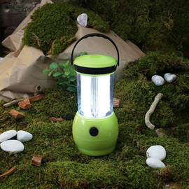 Pathfinder Emergency Camping Lantern, Green