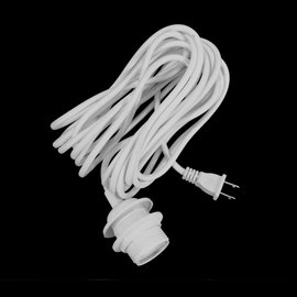 10 Foot Textile Plug-in Cord Kit for Vita