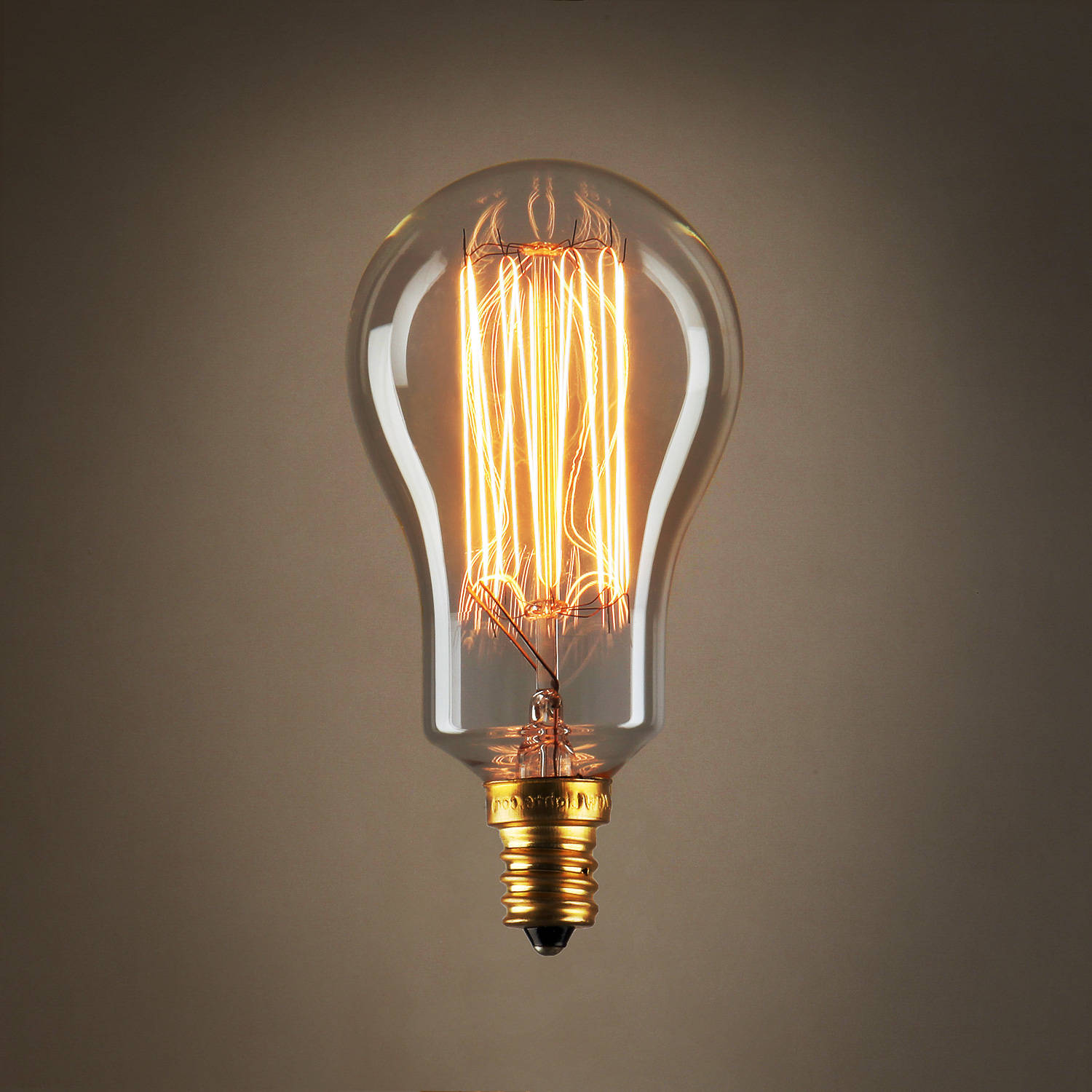 Bulbs And Accessories Vintage Bulbs Incandescent Coney Island Mini A15