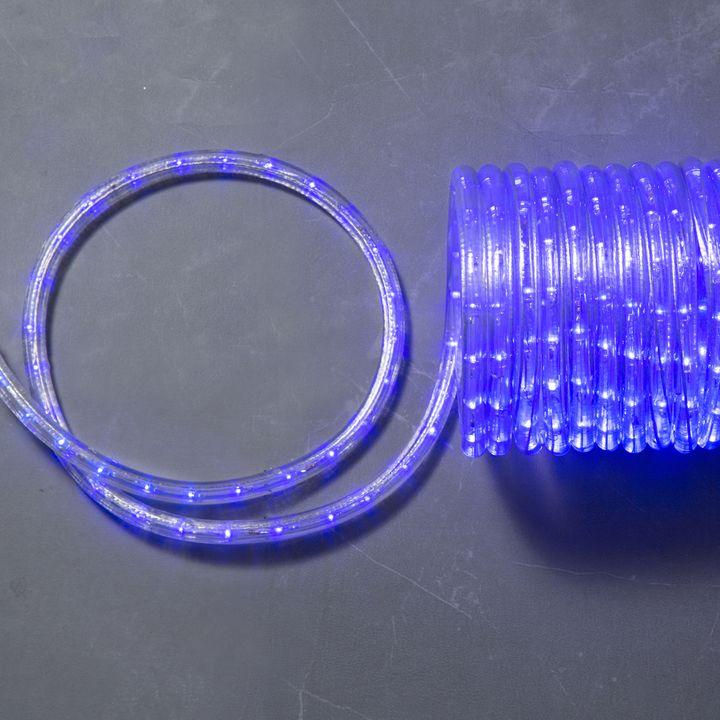Super Bright Plasma Expandable Led Plug In Rope Lights Blue