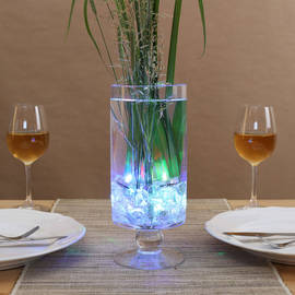 Flora Submersible Tea Lights, Set of 18