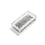 "Iced 8x4"" Solar Brick Light, Warm White"
