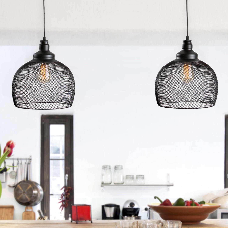 Ceiling Lights Pendants Black Iron