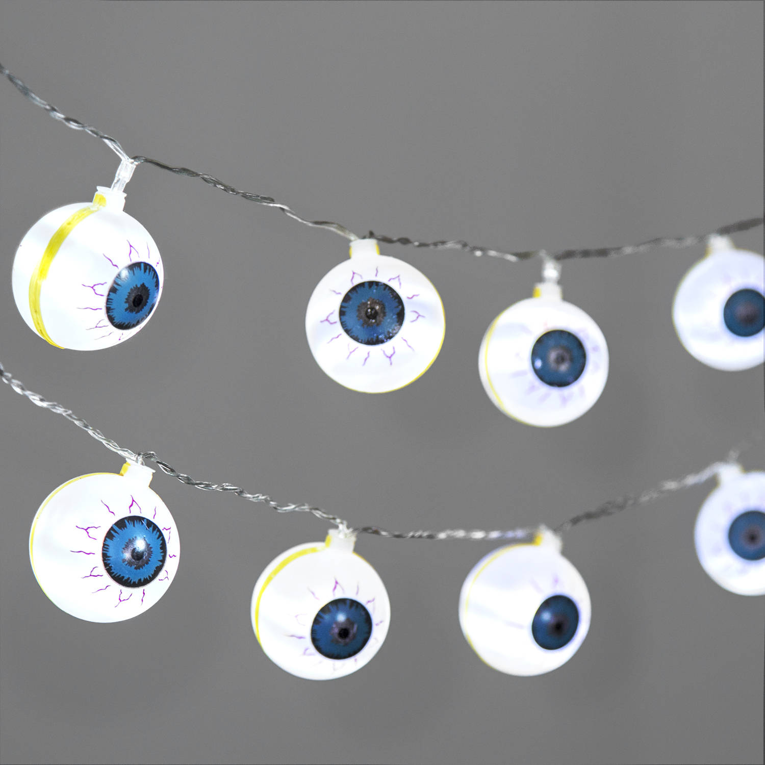 Lights.com | Lit Decor | Seasonal | Halloween Eyeball 10 ...
