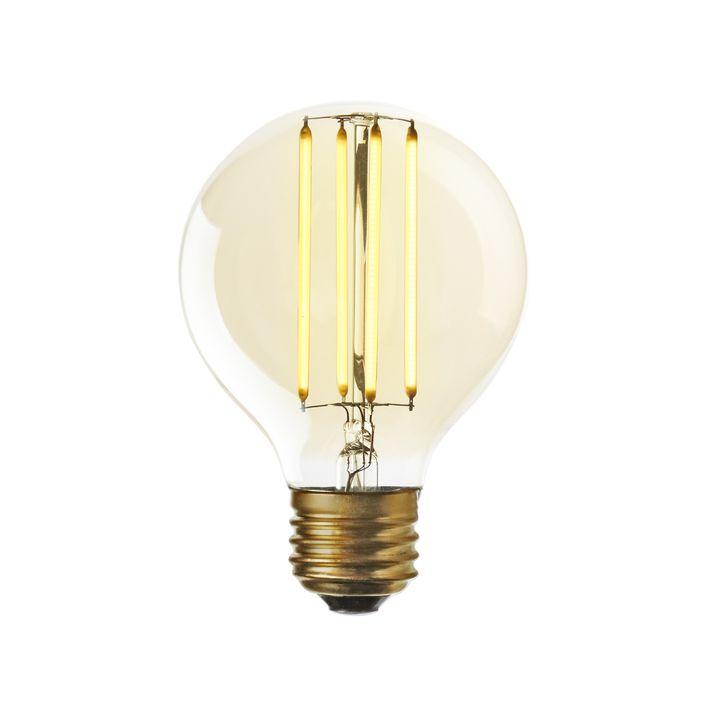 Midwood LED G25 Vintage Edison Bulbs (E26), Single