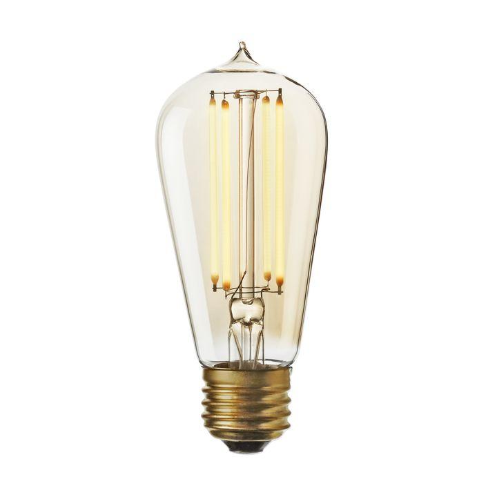 Bushwick LED ST18 Vintage Edison Bulbs (E26), Single