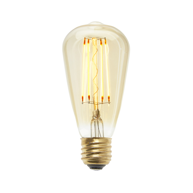 Bushwick LED ST18 Vintage Edison Bulbs, 1.7W (E26) - Single