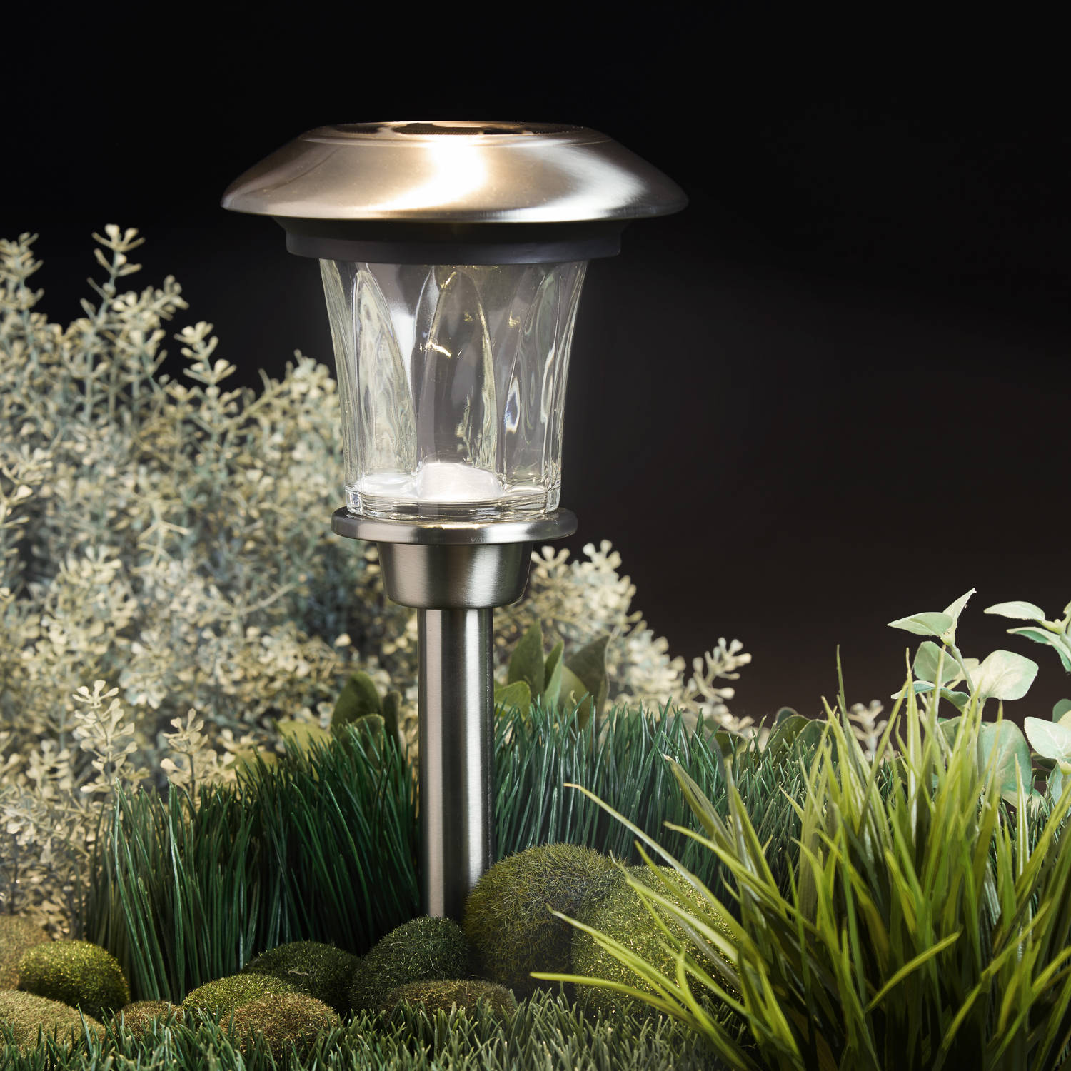 Led Solar Landscape Lights: Solar Landscape