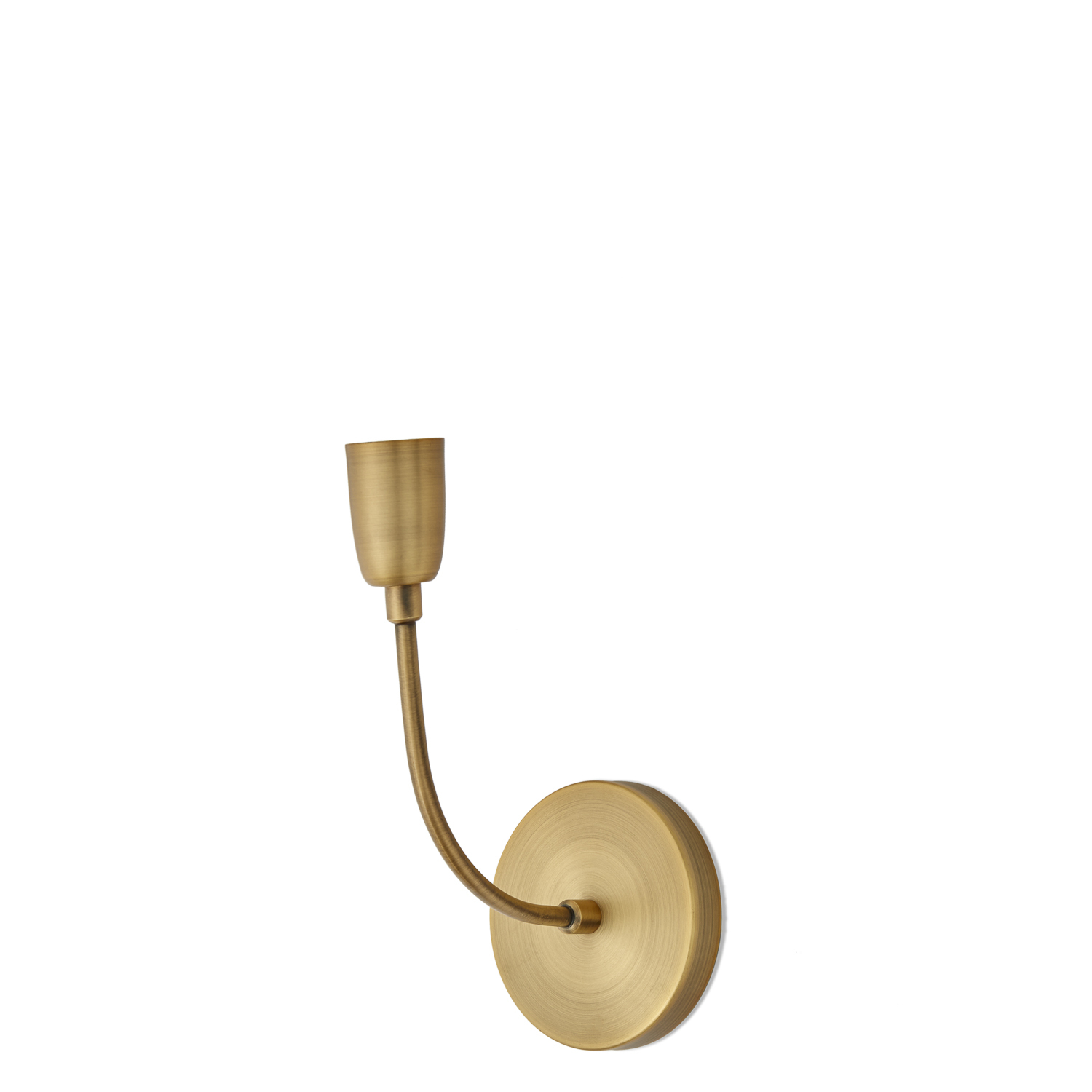 Drawstring Wall Lights : Lights.com Wall Lights Celeste Wall Sconce, Aged Brass