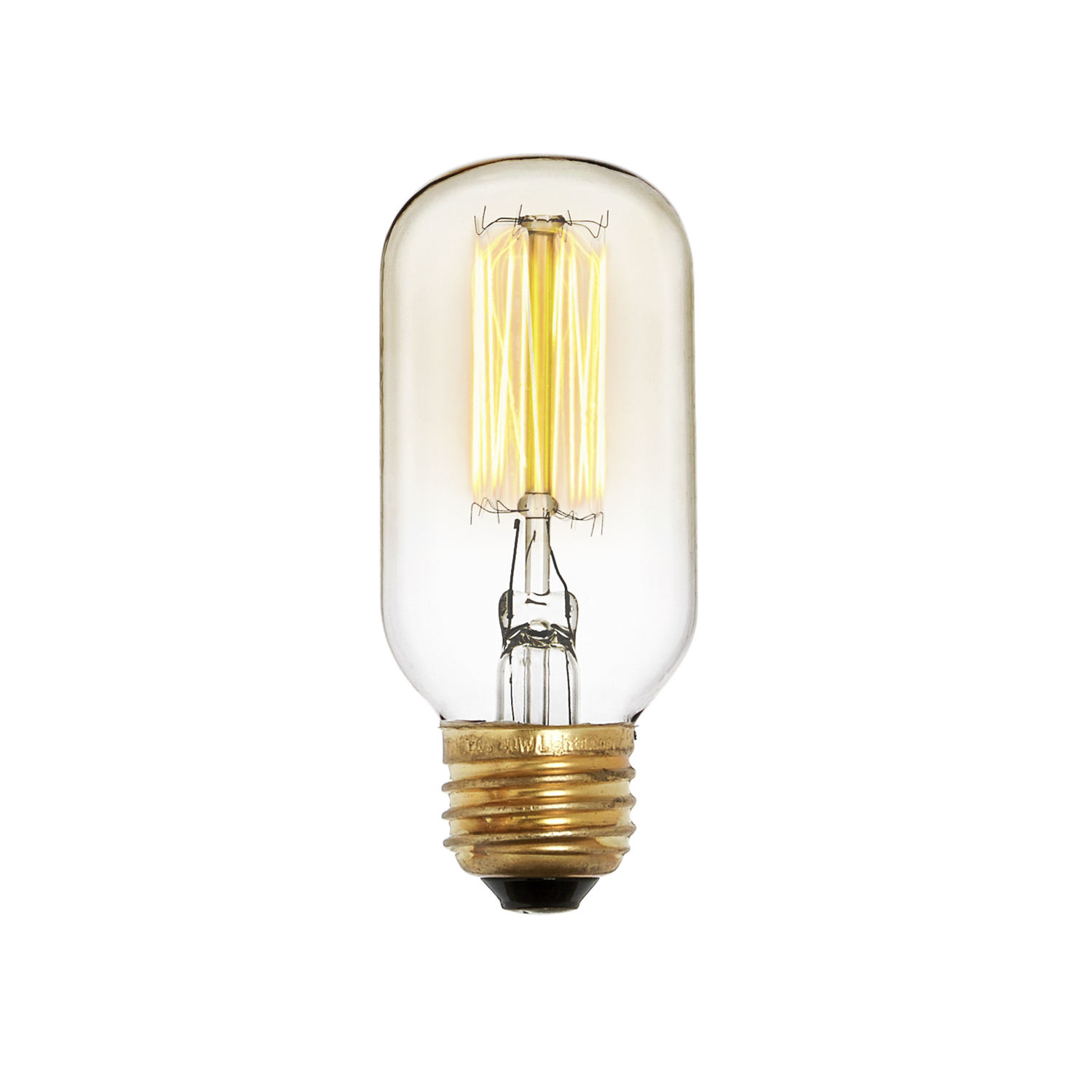 Lights.com Bulbs Edison Bulbs Williamsburg T14 Vintage Bulbs 40W (E26) - Single