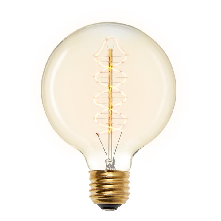 Battery Operated Edison Bulb Lamp: Red Hook G40
