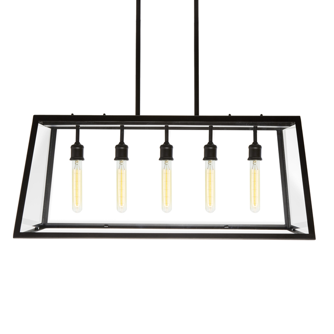 Roebling 5-Light Linear Pendant