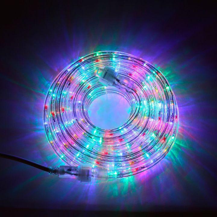 Plasma Multicolor Super Bright Led Rope Lights 24 5 Ft