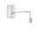 Hoyt Swing Arm Wall Sconce, Chrome