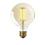 Bedford LED G40 Vintage Edison Bulbs (E26), Set of 2
