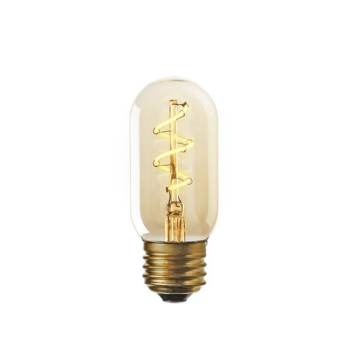 Kensington LED T14 Vintage Edison Bulbs (E26), Single