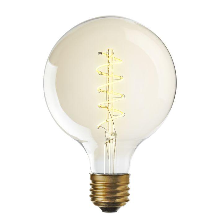 Red Hook LED G40 Vintage Edison Bulbs (E26), Single
