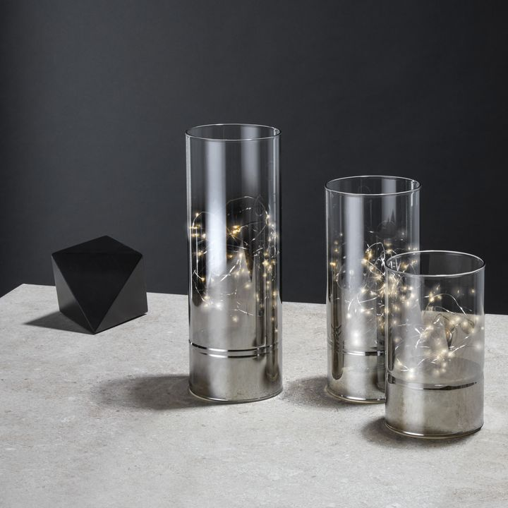 Lights Com Decor Flameless Candles Battery Operated
