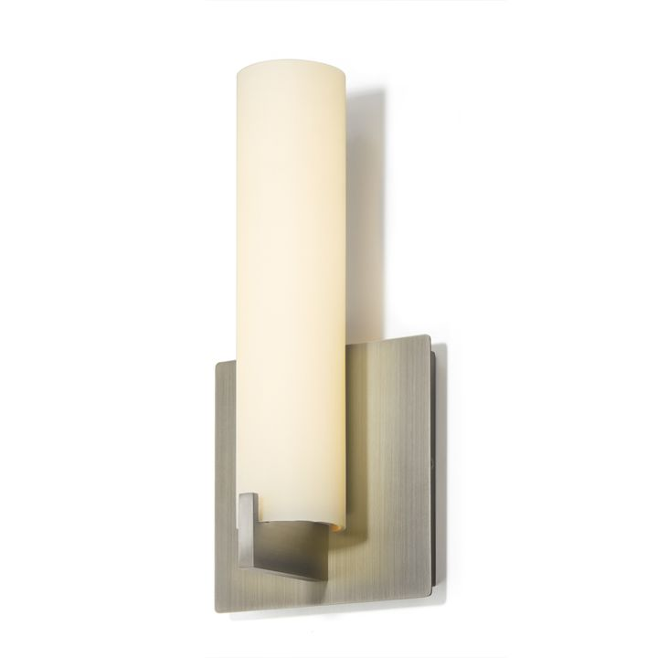 Atlas 11 Led Wall Sconce Satin Nickel