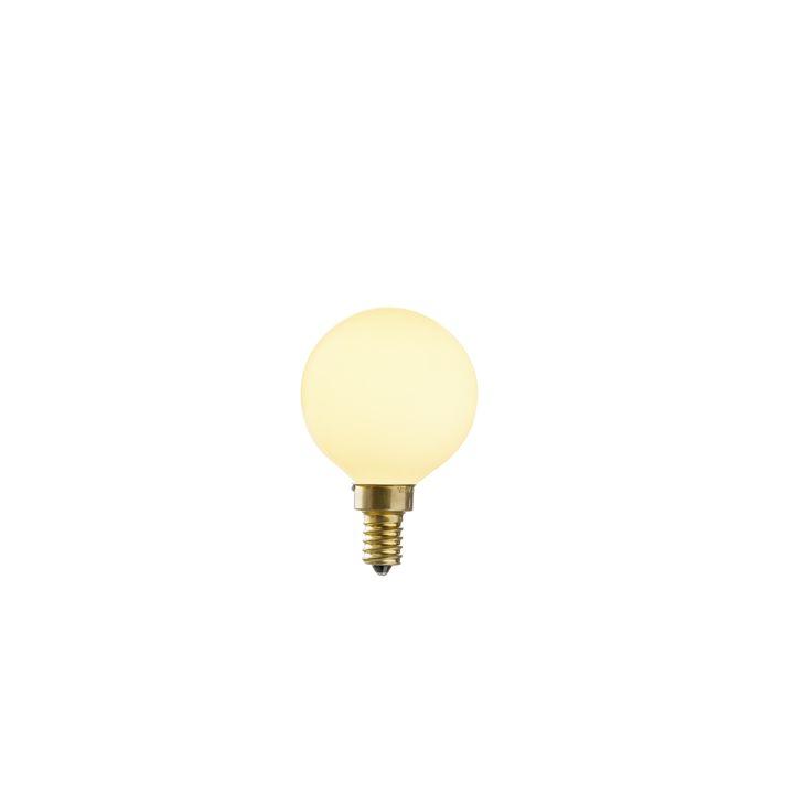 Frosted Light Bulbs >> Carlton Frosted Led G16 5 Candelabra Bulb E12 Single