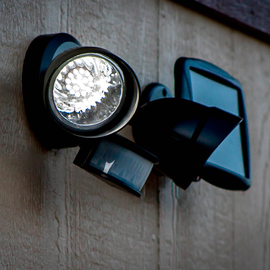 Solar Two-Directional Motion Security Flood Light