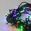 Multicolor LED Christmas Lights (String Only)