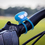 Bike Bandit Light with Silicone Band, Blue