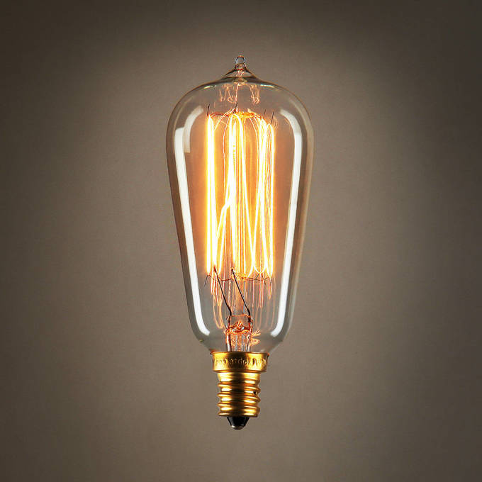 Lights Light Bulbs Edison