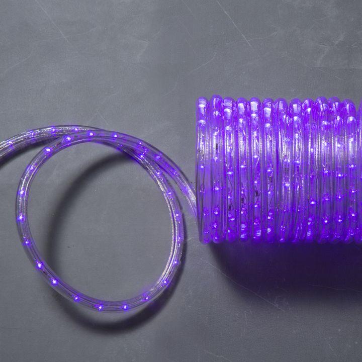 Lights Decor String Rope Super Bright Plasma Expandable Led Plug In Purple