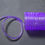 Super Bright Plasma Expandable LED Plug-in Rope Lights, Purple