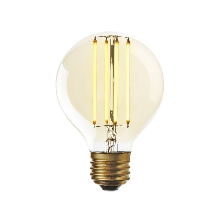 Midwood LED G25 Vintage Edison Bulb (E26), Single
