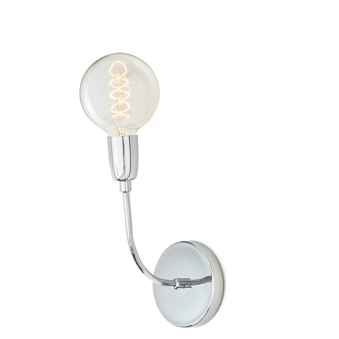 Celeste Wall Sconce, Chrome