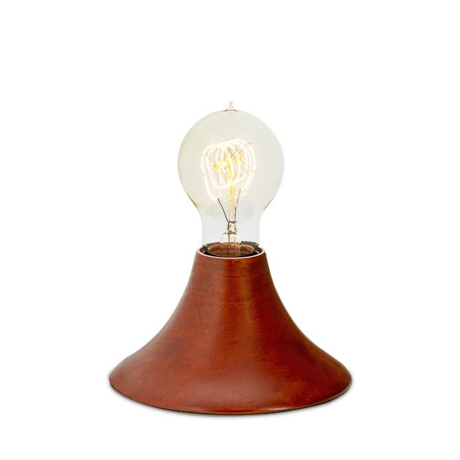 Beacon Accent Lamp, Cherry