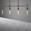 Prospect 4-Light Linear Pendant, Bronze