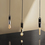 Astor Adjustable Plug-In Pendant, Aged Brass
